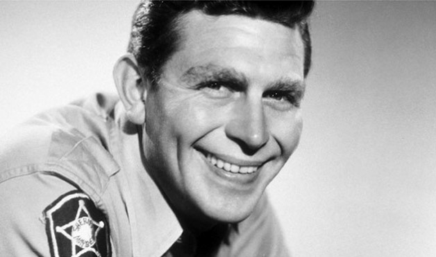 Andy Griffith as Andy Taylor