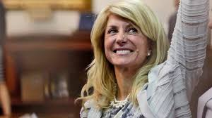 Wendy Davis, Democratic candidate for Texas Governor