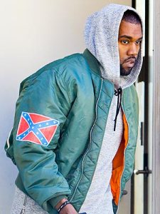 Kanye West, Neo-Confederate