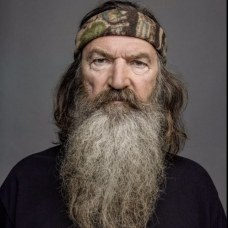 Phil Robertson from A&E's Duck Dynasty