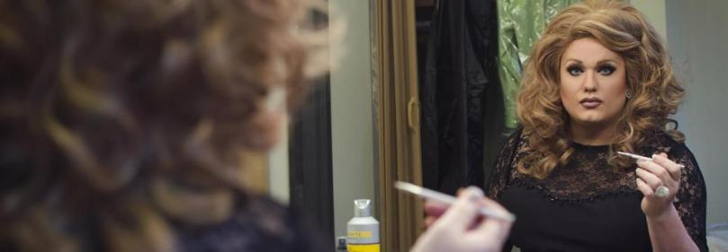 Charlotte performer Roxy C. Moorecox as Adele (Photo credit: roxyintheqc.com)