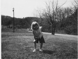 Me in the country just outside of Huntington, WV, ca. 1966.
