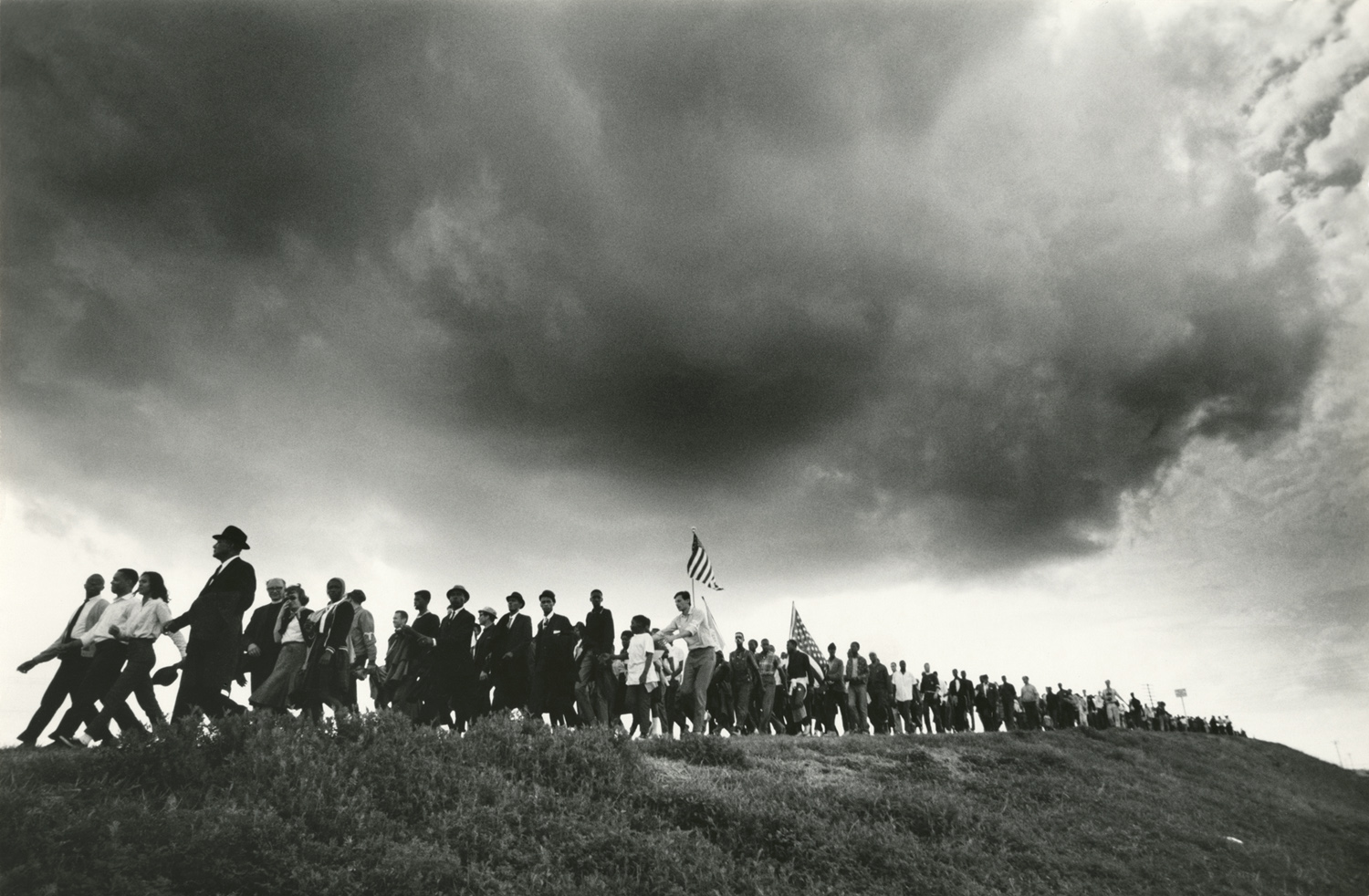 James Karales (1930–2002), Selma-to-Montgomery March for Voting ...