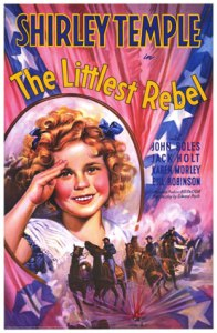 Shirley Temple was box office gold during the Depression.