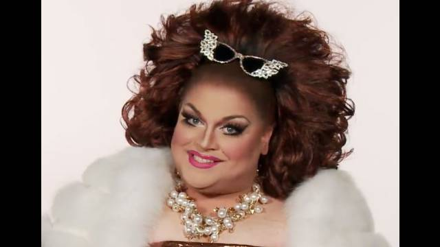 Ginger Minj, cross-dresser for Christ.